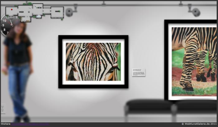 WebKunstGalerie mit innovativem 3D-Modul