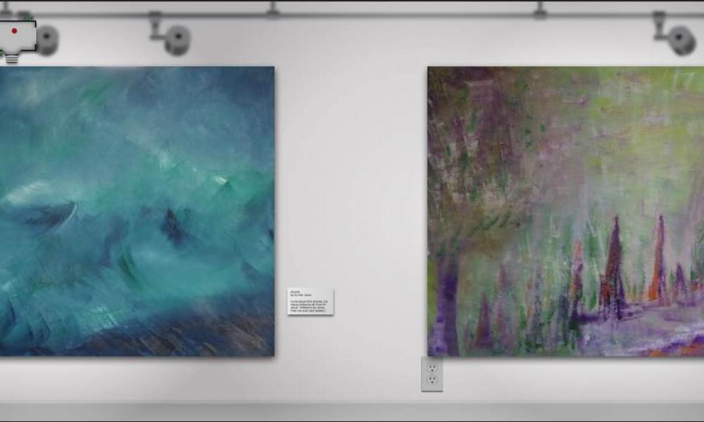 Zur Online-Kunstgalerie von Artisteducoeur