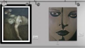 Zur animierten Online-Kunstgalerie Dana
