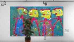 Zur Online-Kunstgalerie von Savas Deli