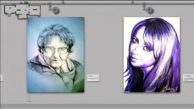 Zur animierten Online-Kunstgalerie Jelena Jokesz