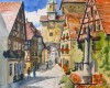 Rothenburg-Markusturm