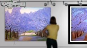 Zur animierten Online-Kunstgalerie  Hilde Schmegner