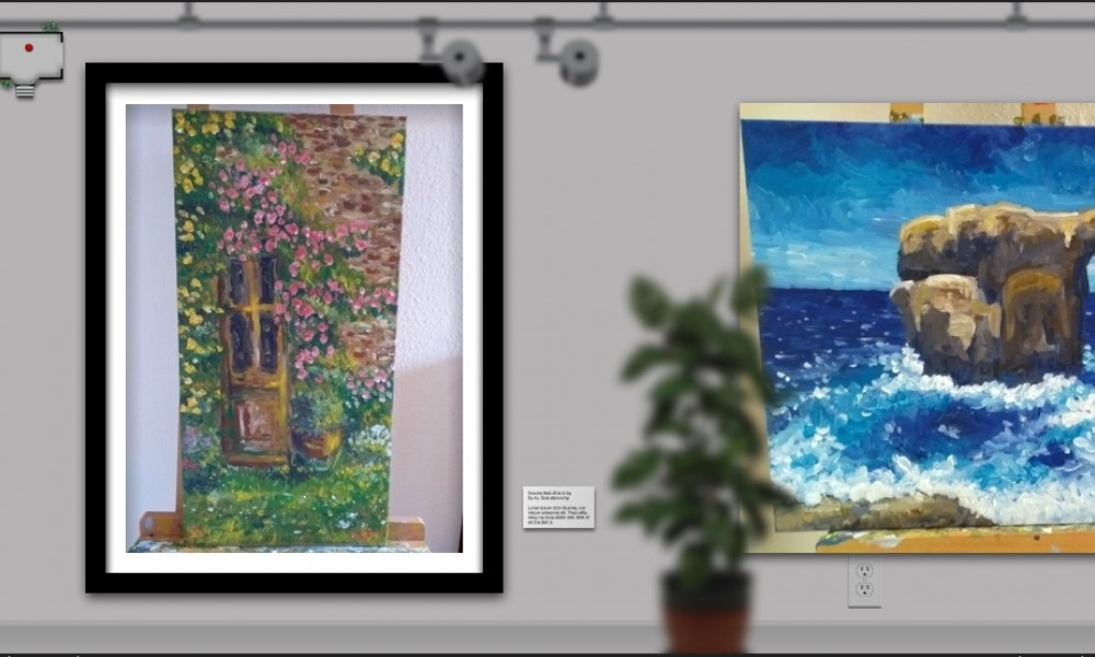 Zur Online-Kunstgalerie von Daniel Stumpf