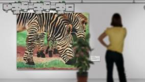 Zur animierten Online-Kunstgalerie