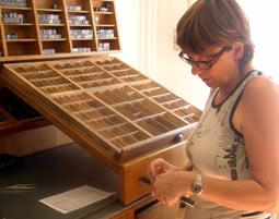 Buchdruck Workshop